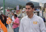 Javier Paredes indicó que el déficit que tiene actualmente el OOAPAS es en gran medida a la falta de pago que hay por parte de las mismas dependencias municipales, mismas que tienen adeudos importantes con el organismo