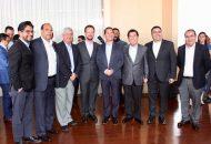 En representación del estado de Michoacán, el secretario de Desarrollo Económico, Jesús Melgoza Velázquez, mencionó que la entidad es una de las que registró crecimiento en su PIB durante 2016, incluso por arriba del incremento nacional