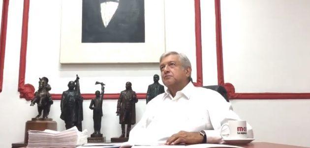"""El virtual presidente de México consideró injusta la sanción y acusó a los consejeros de no verlo """"con buenos ojos"""", porque fueron nombrados por el PRI, PAN y PRD"""