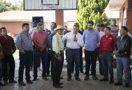 Morón Orozco destacó la respuesta que surgió de los propios ciudadanos y de los empresarios, por lo que él se dio a la tarea de convocar a las cámaras empresariales para sumarse a las tareas de apoyo y rehabilitación