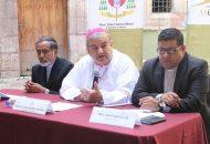Carlos Garfias anunció que el próximo 25 de julio dará gracias a Dios por conmemorar 22 años de su ordenación como sacerdote