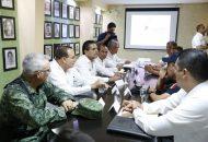 Encabezó el gobernador Silvano Aureoles la sesión del Grupo de Coordinación Michoacán en el municipio de Buenavista