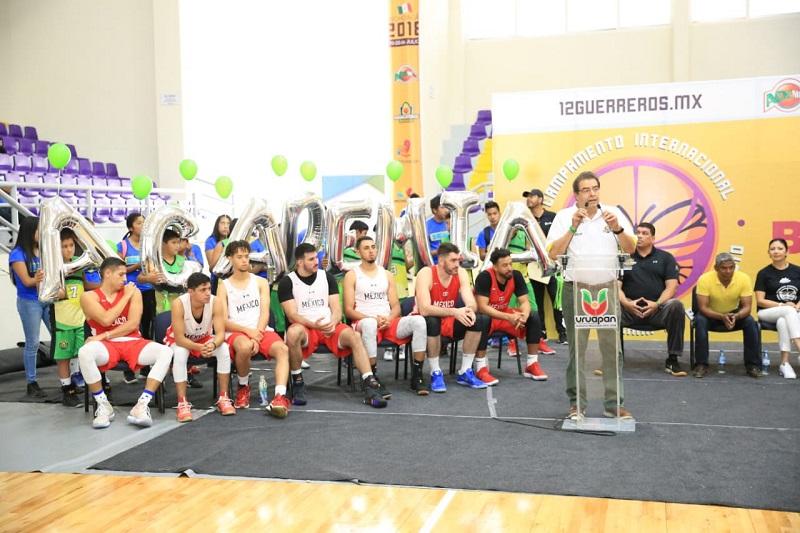 El Gobierno de Michoacán, encabezado por Silvano Aureoles Conejo, refrenda su compromiso con el deporte y la implementación de proyectos en beneficio de la niñez y juventud michoacanas
