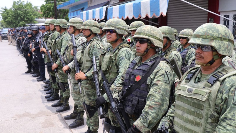 """""""Cualquier expresión de violencia tendrá como respuesta la acción contundente del Estado. En este objetivo, el Gobierno de Michoacán no bajará la guardia"""", destacó el titular de la SSP, Juan Bernardo Corona"""