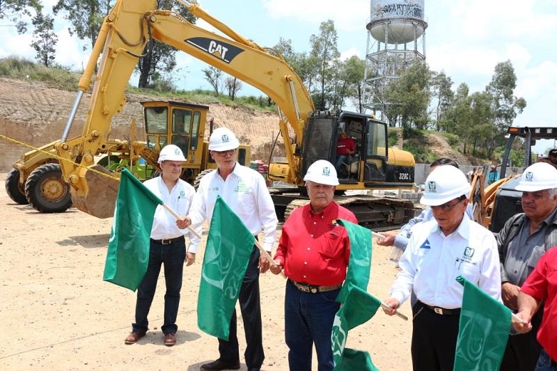Se ubicará en un predio donado previamente por anteriores administraciones municipales de Tarímbaro, ubicado en el corazón del Fraccionamiento Metrópolis II