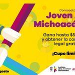 Los proyectos sociales mejor evaluados, serán acreedores de un premio económico de hasta 50 mil pesos para su desarrollo, además de la constitución legal gratuita