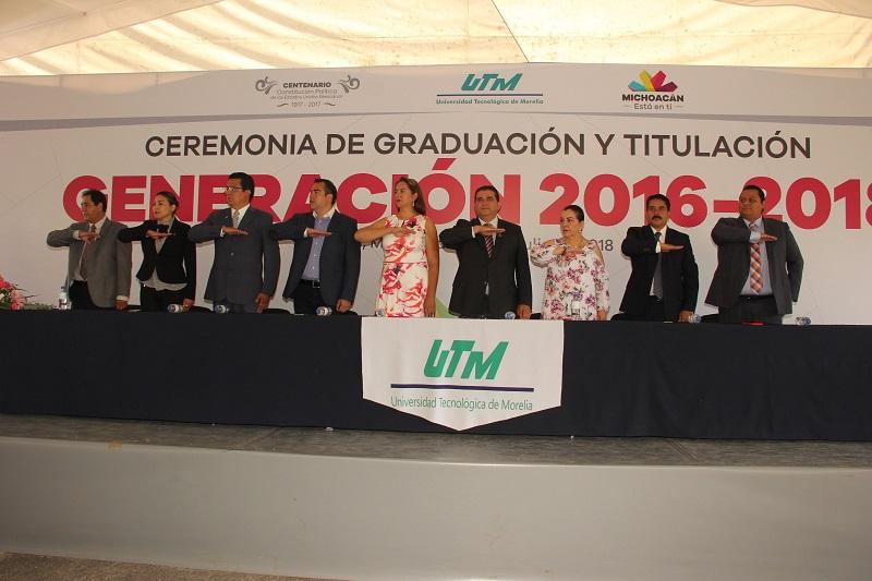 El rector adelantó que la UTM contará con una nueva oferta educativa para el próximo ciclo escolar, TSU en Acuicultura, que arrancará con espacio para 75 jóvenes en dos grupos, y la cual inicia en septiembre