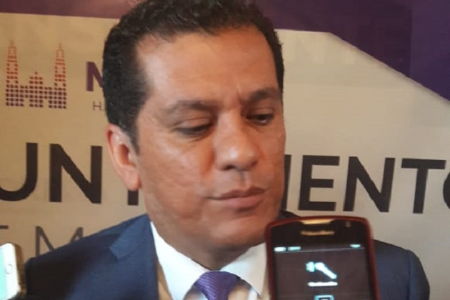Alberto Guzmán reconoció el incremento en el pago de la nómina en poco más de 300 millones y no los mil 500 millones que señaló el regidor
