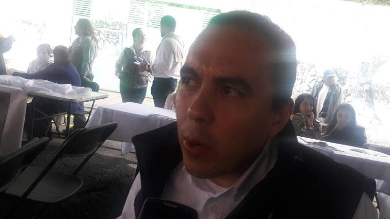 Jesús Ávalos dijo desconocer los índices delictivos que se han registrado este 2018 en Morelia