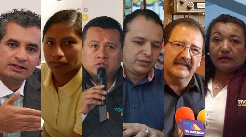 De entrada, la lista de próximos diputados federales pluris por Michoacán parece algo decepcionante, pero ya veremos si en los hechos funcionan