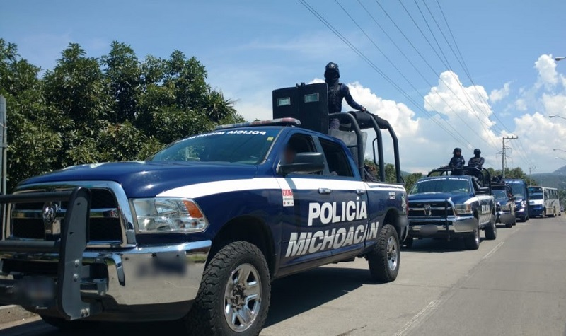 El objetivo es continuar brindando condiciones de paz y seguridad a la población en el municipio y la región