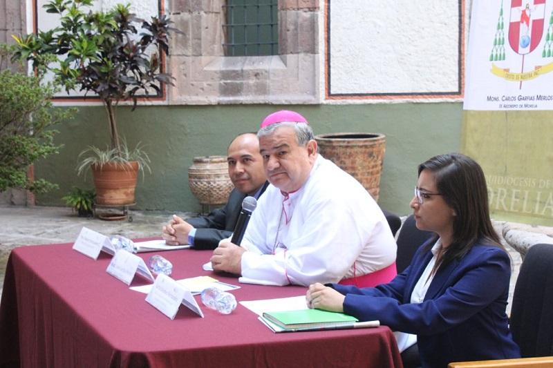En otro tema, Garfias Merlos informó sobre la apertura del 7º Centro de Escucha y de Atención a Víctimas de la Violencia en la zona de Zitácuaro, Michoacán