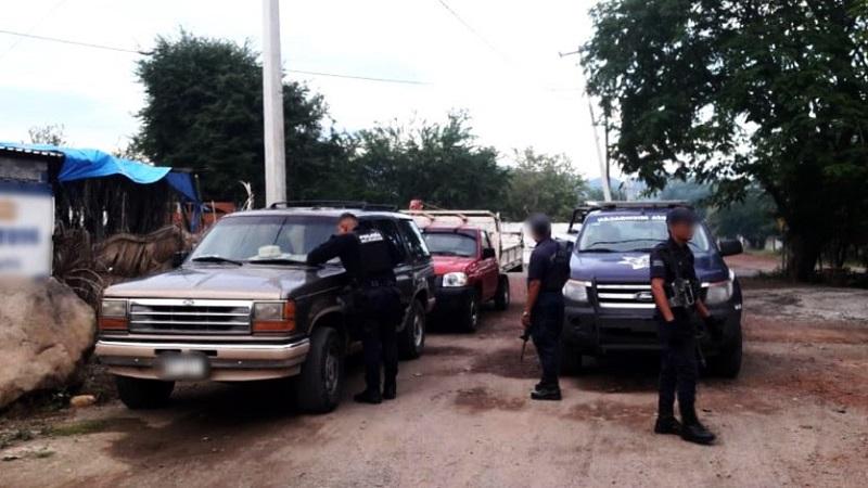 Se recuperaron dos vehículos con reporte de robo, en Lázaro Cárdenas y La Piedad