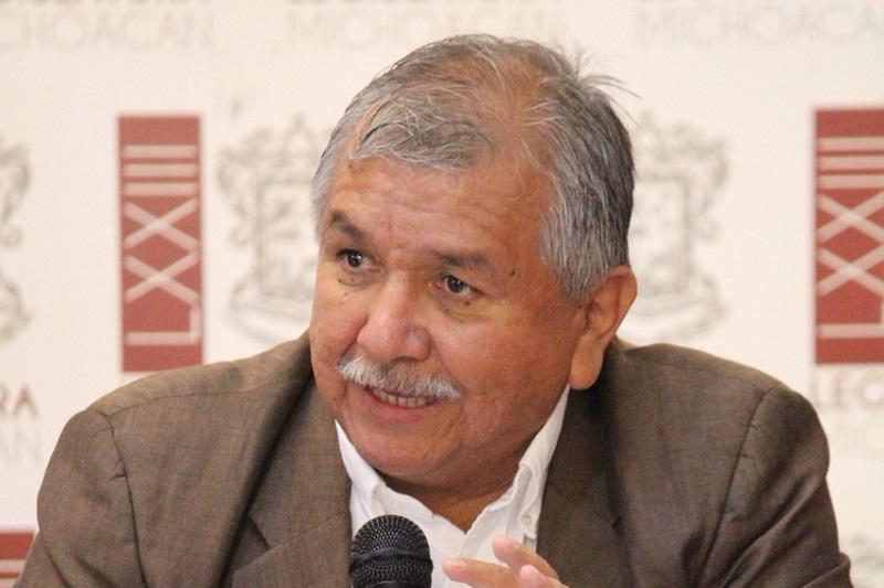 Ángel Cedillo reconoció las acciones que en Michoacán se realizan para combatir este delito y otros, y el seguimiento a las carpetas de investigación y también la puesta en marcha de campañas de concientización y prevención