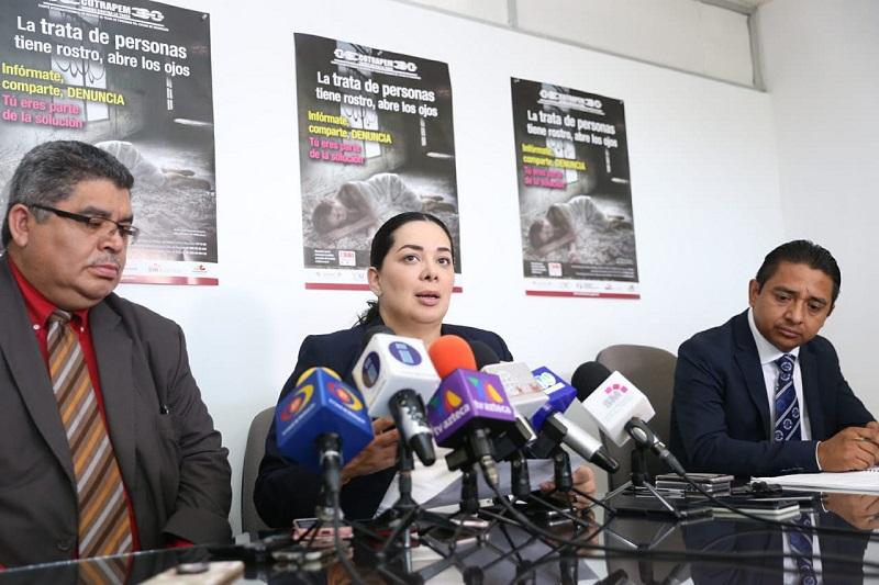 Michoacán lleva acabo la primera sentencia por el delito de trata de personas
