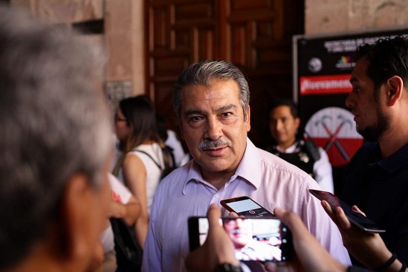 Morón Orozco señaló que no tiene aún los perfiles para su gabinete, pero anticipó que el perfil de su gobierno será honesto, trabajador, responsable y muy cercano a la gente