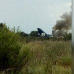 Hasta el momento se desconocen las causas del accidente. Antes de la salida de la aeronave, llovía en los alrededores del aeropuerto.