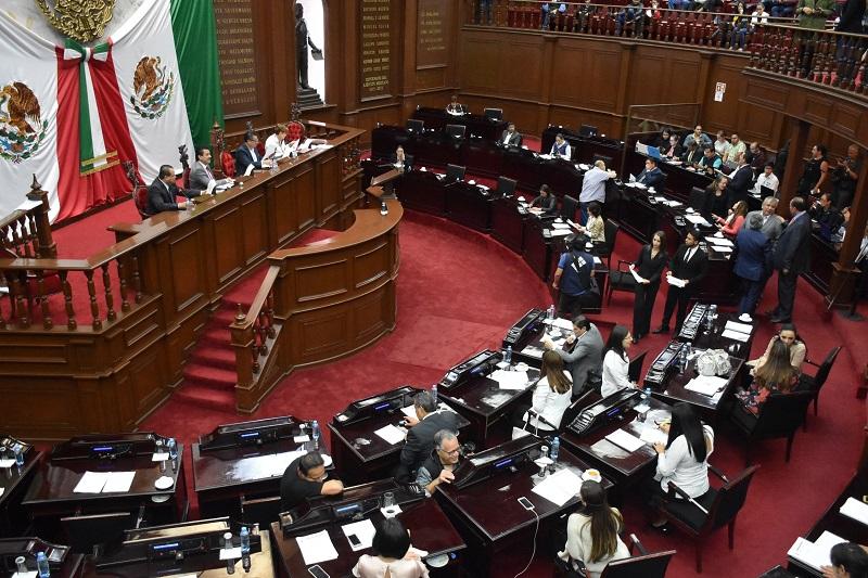 Cabe destacar que dichas adecuaciones fueron realizadas por la LXXIII Legislatura