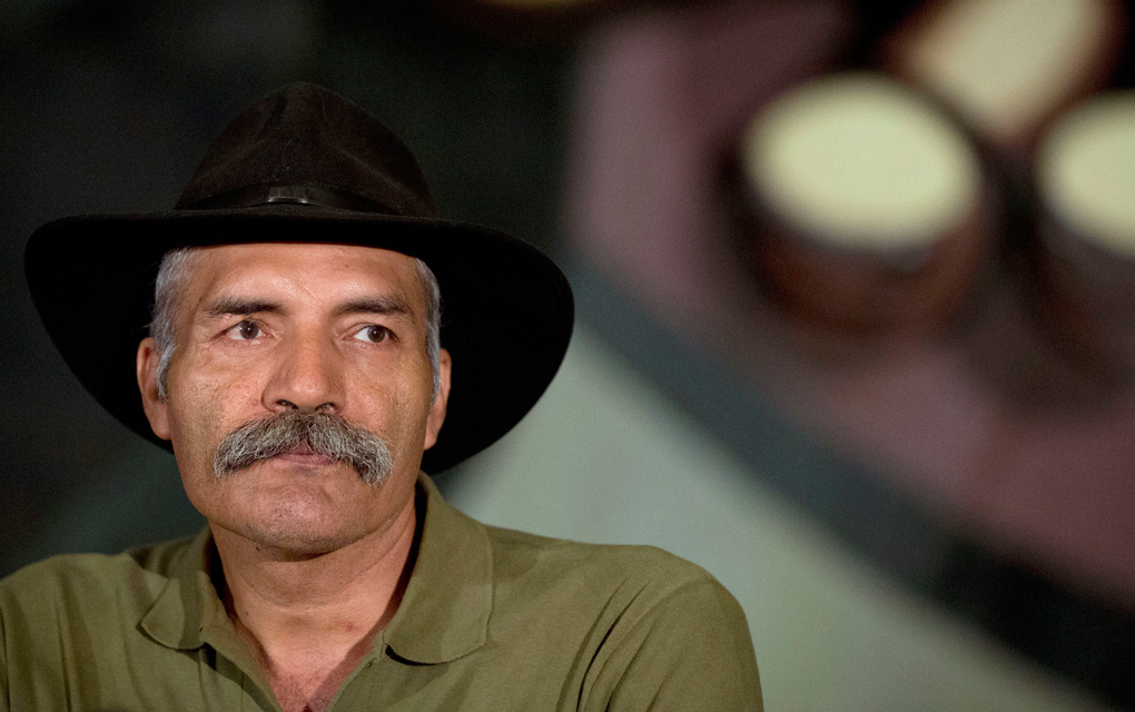 """Ignacio Mendoza, abogado de José Manuel Mireles, aseguró que una vez que se reúna con su cliente en Michoacán y tengan acceso a la sentencia determinarán muy """"posiblemente"""" pedir un pago por indemnización"""