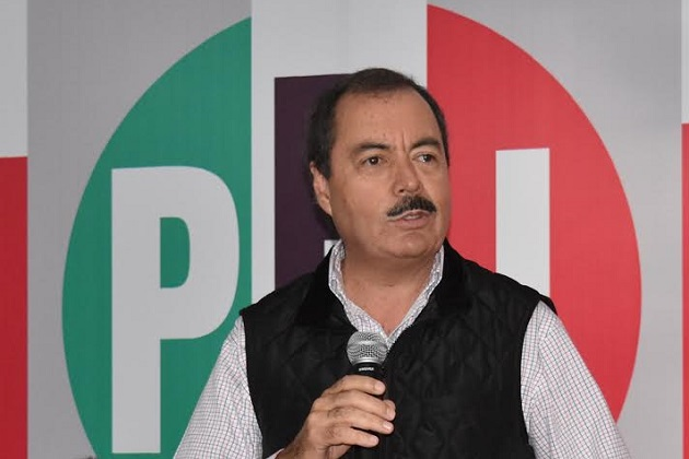 """""""Se hizo justicia al PRI y se observó la ley"""", aseguró el líder estatal"""