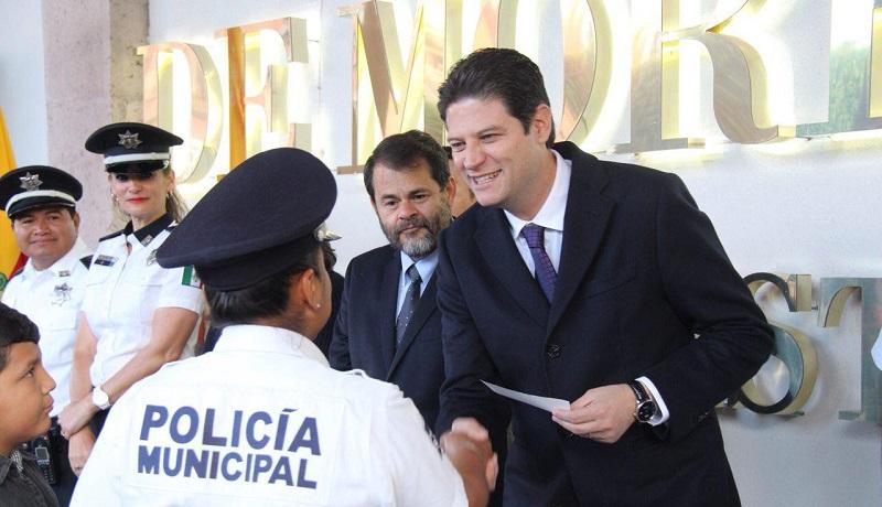 Elementos de la Policía de Morelia señalan que el gobierno independiente no les ha hecho efectivo el retroactivo que ya le entregó la Federación a través del Fortaseg
