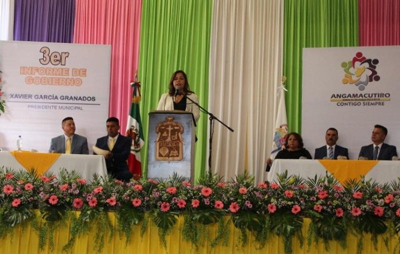 Por su parte, el presidente municipal Xavier García Granados, reconoció el trabajo coordinado que se logró con todos los niveles de Gobierno para poder detonar el desarrollo de su municipio