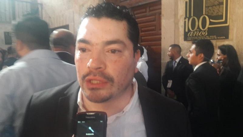 Respecto a Raúl Morón, quien tomará las riendas del municipio a partir del primero de septiembre, Ernesto Santamaría dijo que lo conoce desde hace más de 20 años