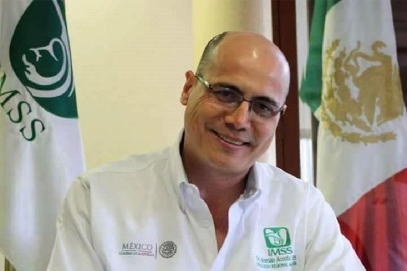 Acosta Rosales señaló que se separa de su cargo con la satisfacción del deber cumplido y de haber encabezado el esfuerzo de más de 12 mil trabajadores de la institución para dejarla en mejores condiciones
