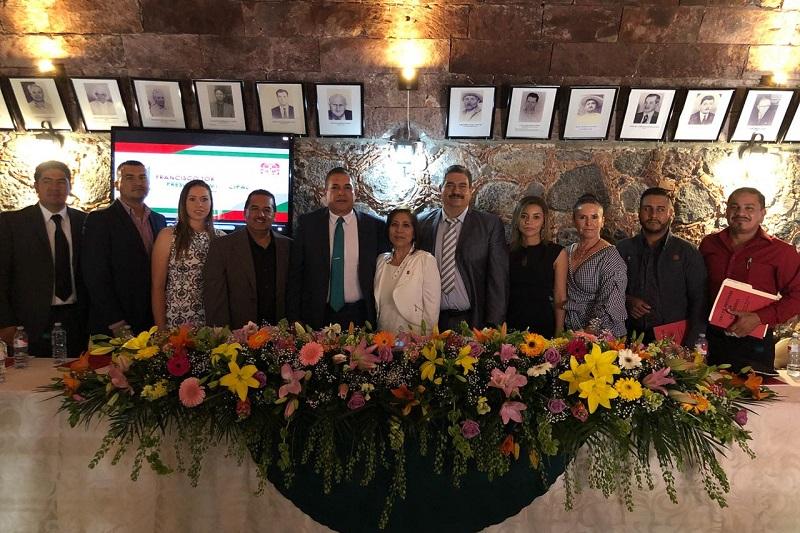 El edil Francisco Torres Ramírez, agradeció y reconoció el trabajo y apoyo del Gobernador Silvano Aureoles