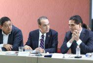 Sigala Paéz destacó la celebración de elecciones libres y competitivas como una muestra de la confianza de los ciudadanos en las elecciones, lo que a su vez contribuye a un fortalecimiento del estado democrático de derecho