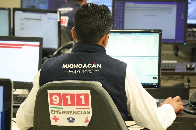 Los operadores pueden brindar vía telefónica instrucciones de primeros auxilios en caso de que la situación así lo amerite