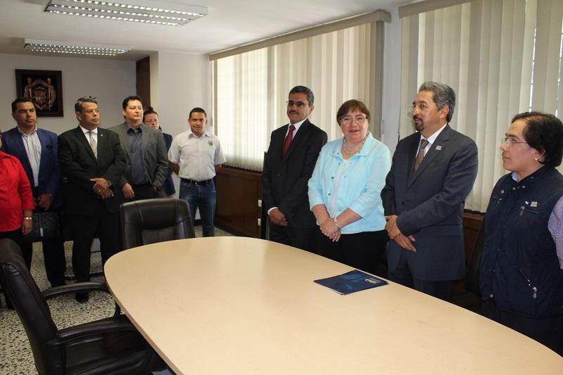 Núñez Aguilar suple en el cargo a Gabriela Sotomayor, quien en días recientes fue designada titular de la Dirección de Adquisiciones de la propia Casa de Hidalgo
