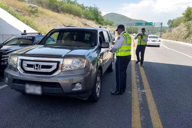 Con acciones preventivas, operatividad y vigilancia permanente, la SSP trabaja para garantizar a los turistas unas vacaciones seguras