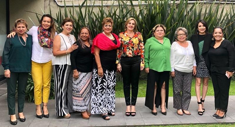 Ávila González refrendo su compromiso a favor de los michoacanos