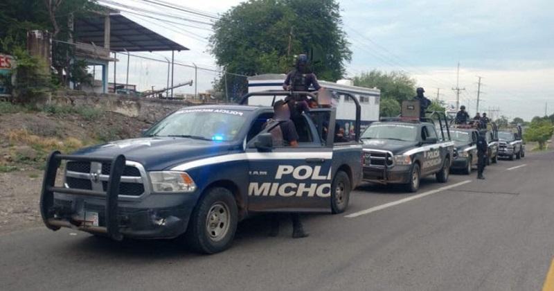 Por instrucción del titular de la SSP, Juan Bernardo Corona, se desplegó un operativo para desactivar los bloqueos, por lo que esta noche quedó reabierta la circulación en los tres puntos referidos