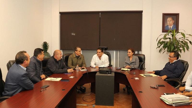 El mandatario michoacano refrendó su compromiso para continuar trabajando por el desarrollo de Michoacán, haciendo sinergia con los diferentes sectores en beneficio de las mayorías