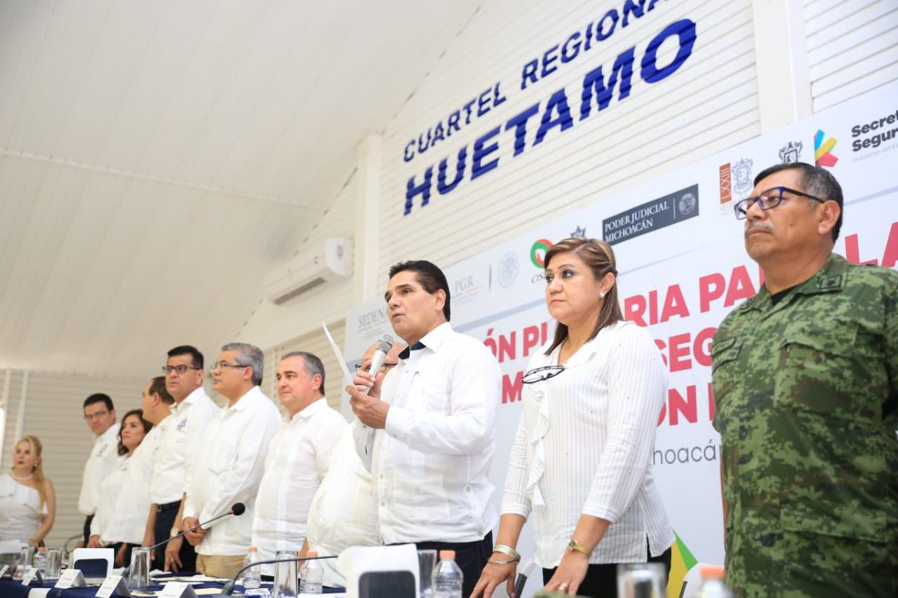 Con este suman nueve los organismos de este tipo establecidos en Michoacán