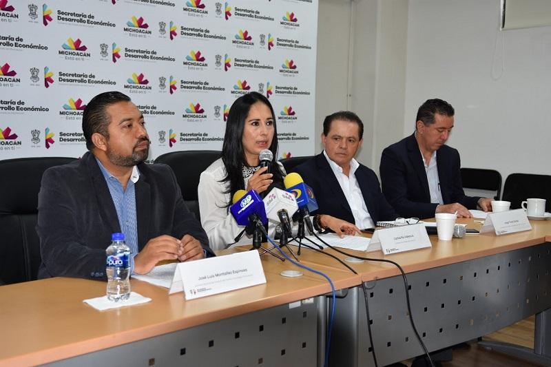 En sus 10 años de existencia, el PEI ha permitido en Michoacán la entrega de más de 400 millones de pesos a instituciones educativas y centros de investigación para el desarrollo de tecnología, investigación e innovación en el sector productivo