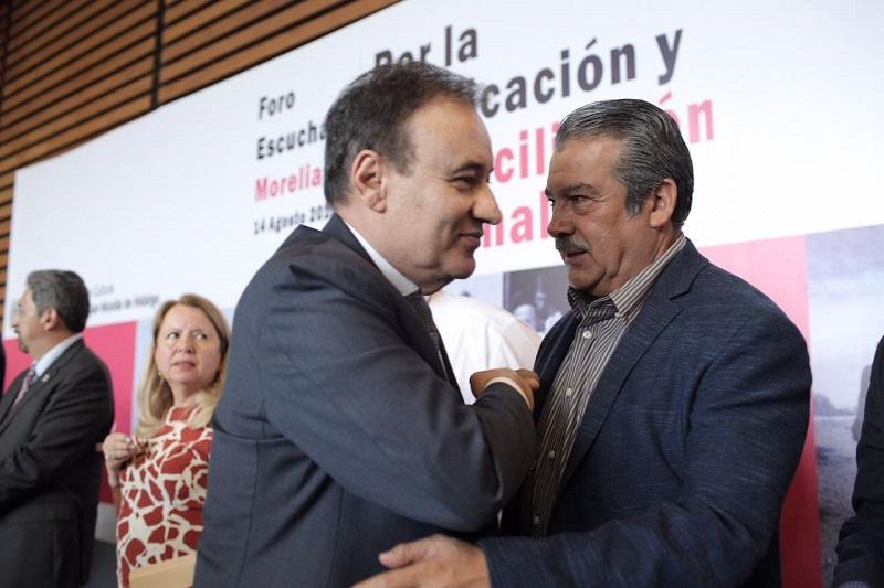Los foros de pacificación forman parte de la estrategia del presidente electo, Andrés Manuel López Obrador