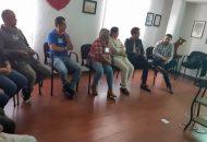 En mensaje a los integrantes del colectivo, Edgar Vázquez Sandoval destacó que para la titular de la CEEAV, Cristina Cortés Carrillo, coadyuvar con las víctimas para que sanen física y mentalmente es un compromiso ineludible para avanzar en la plena recuperación de sus proyectos de vida