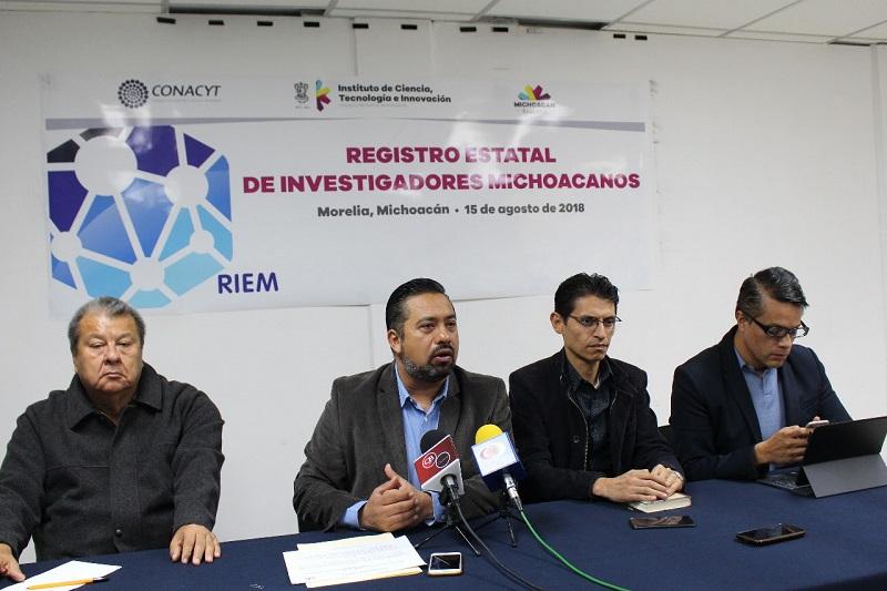 La Convocatoria se dirige a investigadores radicados en el estado, quienes podrán postularse con proyectos y acciones realizadas durante los últimos tres años