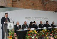 """""""Me siento muy satisfecho de poder estar al frente de AIEMAC por dos años más, ya que esto me dará la oportunidad de dar continuidad y seguir incidiendo en otros temas que continúan pendientes dentro de nuestra agenda industrial"""": Bernal Vargas"""
