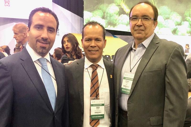 Medina Niño detalló que la Sedrua no solamente fomenta la comercialización de los productos, sino que también se establecen mesas de negocios con empresas extranjeras