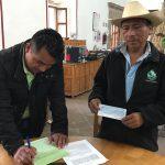 El director general del IAM, Claudio Méndez Fernández, informó lo anterior y detalló que el FODAR tiene como propósito otorgar créditos oportunos y preferenciales en apoyo a la actividad artesanal