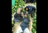 Al lugar arribaron elementos de la Policía de Morelia, quienes confirmaron la información y minutos después paramédicos de la Cruz Roja, así como de otra corporación les brindaron las primeras atenciones