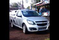 Recupera SSP el último vehículo robado de agencia automotriz en Uruapan