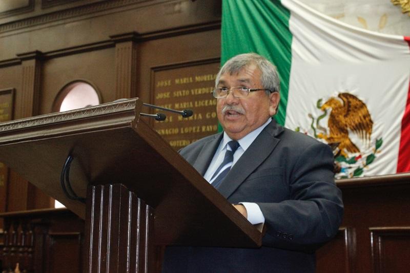 Ángel Cedillo dijo que se debe eliminar el fuero constitucional para todas y todos los servidores públicos del país
