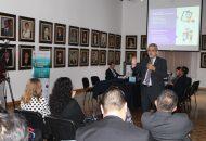 Huergo Maurín primeramente destacó que 20 entidades federativas han llevado a cabo la conformación de instancias de los sistemas locales anticorrupción de los 32 estados federativos y sólo 20 estados han armonizado la legislación local