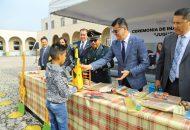 El Gobierno de Michoacán reconoce el esfuerzo e invaluable apoyo del Ejército Mexicano en operativos conjuntos e iniciativas como la presentada a través de esta campaña: Juan Bernardo Corona