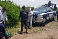 También se aseguraron ocho armas de fuego y mil 176 cartuchos útiles en Parácuaro y Apatzingán